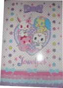 Box na sešity A4 JewelPet