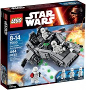 LEGO STAR WARS 75100- FIRST ORDER SNOWSPEEDER