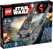 LEGO STAR WARS 75104 - KYLO REN COMMAND SHUTTLE