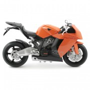 Motocykl KTM 1190 RC8,  Welly 1:10