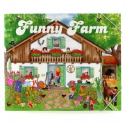 Create your Funny Farms - nalepování