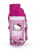 Láhev na pití 650 ml - Hello Kitty