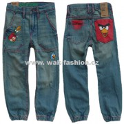 CHLAPECKÉ RIFLE H&M ANGRY BIRDS 06207281