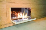 BIO KRB Flamene radius design cologne,  wall flame i. /o