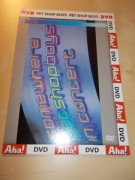PET SHOP BOYS - SOMEWHERE PET SHOP BOYS IN CONCERT (DVD v pošetce)