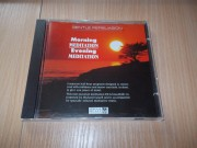 MORNING MEDITATION/EVENING MEDITION (CD)