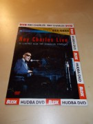 RAY CHARLES LIVE - IN CONCERT WITH THE EDMONTON SYMPHONY (DVD v pošetce)