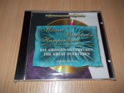 MOZART, BEETHOVEN, HUMPERDINCK/DIE GROSSEN OUVERTUREN (CD)