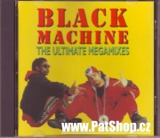 Black Machine - The Ultimate Megamixes (CD) ČASOVĚ OMEZENÁ AKCE