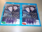 Doktor Živago (TV film) SET 2 DVD - (DVD v pošetce)