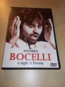Andrea Bocelli - A Night in Tuscany (DVD) BAZAR