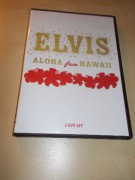 ELVIS PRESLEY - ELVIS ALOHA FROM HAWAII (2DVD) BAZAR