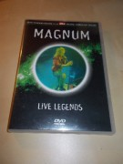 Magnum - Live Legends (DVD) BAZAR