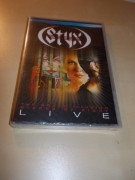 Styx - The Grand Illusion and Pieces of Eight - Live (DVD)