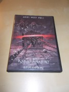Axel Rudi Pell-  Knight Treasures (Live and More) (2DVD) ČASOVĚ OMEZENÁ AKCE