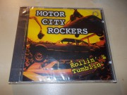Rollin & Trumblin - Motor City Rockers (CD)