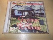 GREETINGS FROM ROMANIA - VOLUME 2 (CD)