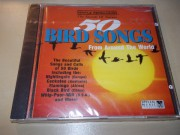 Various Artists - 50 Bird Songs - From Around The World (CD)