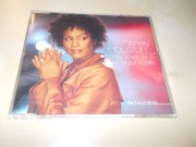 Whitney Houston ‎– My Love Is Your Love (CD single) ČASOVĚ OMEZENÁ AKCE