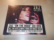 ZAZ ‎– Sur La Route (CD/DVD) Digipack
