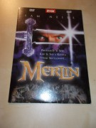 Merlin (TV film) (DVD v pošetce)