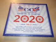 Various ‎– COUNTRY TO COUNTRY 2020 VOL. 5 (CD)