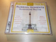 Various - 50 GOLDEN MOMENTS - RUSSAIN MOMENTS  (2CD)