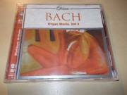 BACH - ORGAN WORKS. VOL.2 (CD)