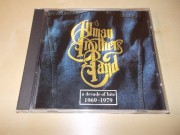 Allman Brothers Band - A Decade of Hits 1969-1979 (CD)