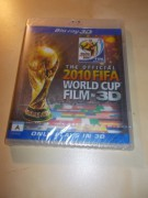 THE OFFICIAL 2010 FIFA WORLD CUP FILM 3D - BLU-RAY