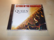 QUEEN - RETURN OF THE CHAMPIONS  +  PAUL RODGERS (2CD) BAZAR