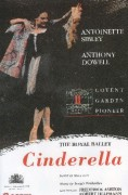 CINDERELLA The Royal Ballet DVD