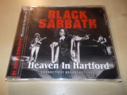 Black Sabbath - Heaven In Hartford  (CD)