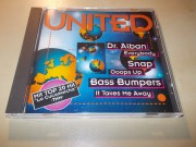 Various Artists - UNITED (CD)