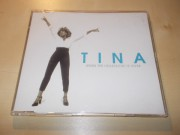 Tina Turner ‎– When The Heartache Is Over (CD single)