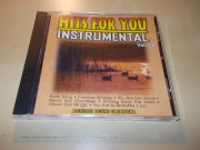 Various Artists -  HITS FOR YOU - Instrumental - VOL. 12