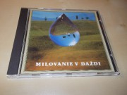 Various Artists - Milovanie v daždi (CD)