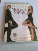 Mr. & Mrs. Smith (DVD) - Pán a pani Smithovi