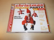 Children - Christmas House Party for Kids (CD)