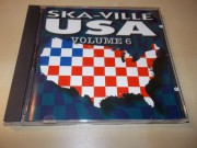 Various Artists - Skaville USA Volume 6 (CD)