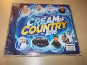 Různí interpreti - Cream of Country 2016 (CD + DVD)