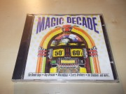 Various ‎– MAGIC DACADE 50 - 60 s (CD)