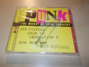 Various ‎– Punk: The Worst Of Total Anarchy (CD)