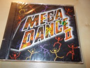 Various ‎–  MEGA DANCE II 1996 (CD)
