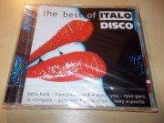 Various ‎– The Best Of Italo Disco (CD)