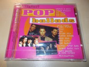 Various ‎–  Greatest Pop Ballads (CD)