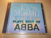 THE ROY MARTIN ORCHESTRA PLAYS BEST OF ABBA (CD)