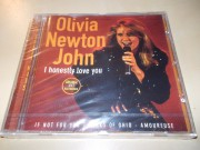 Olivia Newton-John ‎– I Honestly Love You - 18 Great Hits (CD)