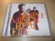 Simple Minds ‎– Real Life (CD)