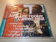 John Lee Hooker & Canned Heat ‎– Best Of (CD)